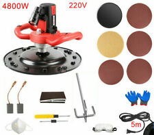 New 220V Concrete Cement Mortar Electric Trowel Wall Smoothing Polishing Machine