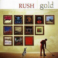 Rush - Gold [New CD] Rmst