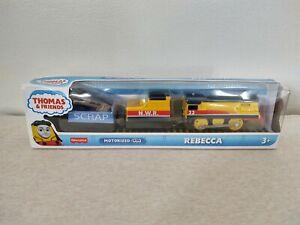 Thomas & Friends Rebecca Track Master Motorized Train Engine New Sealed