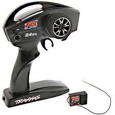 Traxxas Nitro Rustler 2.5 *TQ 2.4GHz 2-CHANNEL RADIO TRANSMITTER & 3-CH RECEIVER