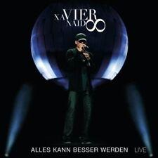 XAVIER NAIDOO - ALLES KANN BESSER WERDEN-LIVE CD NEU