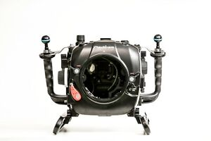 Nauticam NAC200 underwater housing for a Canon C200 cinema camera