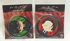 Broccoli Joker Game Sakuma Miyoshi Can Badge