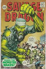 SAVAGE DRAGON 177 - OSAMA BIN LADEN COVER (MODERN AGE 2011) - 9.2