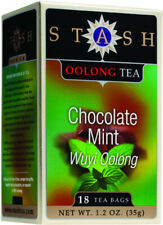 Oolong Chocolate Mint Tea, Stash, 18 tea bag