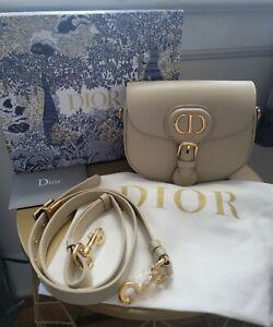 DIOR BOBBY BAG Beige SMALL Christian Dior Handbag Shoulder/Crossbody BLOGGER'S F