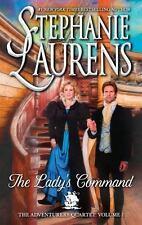 The Lady's Command (The Adventurers Quartet), Laurens, Stephanie, New Book