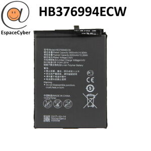 Battery HB376994ECW For Huawei Honor 8 Pro - Honor V9 - 3900 MAH