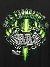 NWT Men's NASCAR Racing Officially Licensed Dale Earnhardt Jr Black TShirt Large
