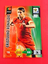 Panini Adrenalyn 2010 World Cup PORTUGAL CRISTIANO RONALDO Card