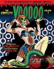 Chilling Archives of Horror Comics Ser.: The Complete Voodoo (2015, Hardcover)