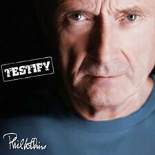 Testify [Deluxe Edition] [Digipak] by Phil Collins (CD, Apr-2016, 2 Discs, Warner Bros.)