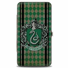 Harry Potter Slytherin Hinged Wallet