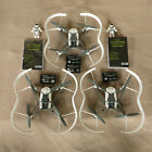 Three(3) Parrot Minidrones Mars Smartphone Control.  All Fly OK.  Two with minor