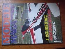 $$5 Revue modele magazine N°384 Fiesta SF  ASK 21  Orleans  moteurs Cox  Naca 24