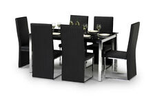 Julian Bowen Up to 6 Seats Modern Table & Chair Sets