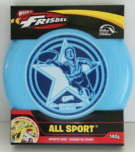 Wham-O FRISBEE - All Sport Disc 140g Blue - Brand New (A-02)