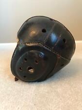 Vintage Wilson Leather Football Helmet D240