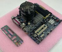 Samsung ZEUS-60 Motherboard Intel Core2Duo E6550 2.3GHz CPU 4GB RAM IOS HS