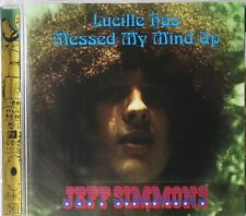 Jeff Simmons-Lucille Has Messed My Mind US psych psych cd