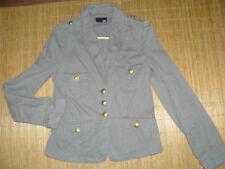 Einreihige Jacken, Mäntel & H&M Westen ohne Muster