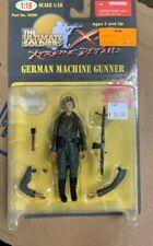 Ultimate Soldier XD WWII German Machine Gunner Action figure 1:18