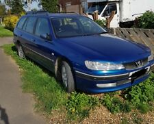 BREAKING FOR PARTS. Peugeot 406 estate. NOT THE WHOLE CAR.