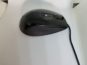 Ref - J660D Genuine Dell  USB Wired 6 Button Scroll Wheel Laser Mouse V7623 42-1