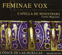 Capella De Ministrers - Feminae Vox [CD]