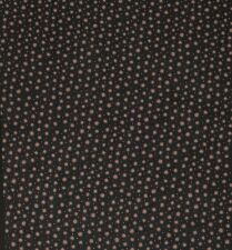 1/2 YD Vintage Floral Calico Cotton Quilt Fabric BTHY Cranston Small Doll Print