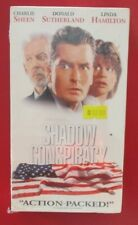 The Shadow Conspiracy (VHS 1997)