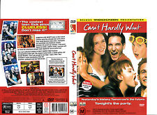 Can't Hardly Wait-1999-Ethan Embry- Movie-DVD