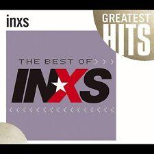 The Best of INXS [Rhino] by INXS (CD, Oct-2002, Rhino (Label))