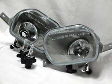 Glass Driving Fog Light Lamp w/2 Light Bulbs One Pair for 2003-2014 XC90