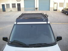 P38 Range Rover roof rack includes shovel mount and axe mount (NEW)