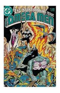 The Omega Men #1 (Apr 1983, DC)