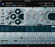 59 Logic Pro ES2 Virtual Analog Synth Basses, Leads, Brass, Bells
