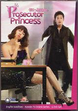 PROSECUTOR PRINCESS DVD - KOREAN TV DRAMA  YA Entertainment