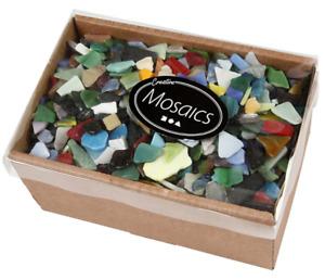 Mosaics, Assorted Colours, 2 kg, 1 Pack