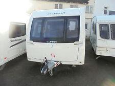 Lunar Clubman Touring Caravan