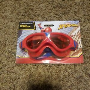 Disney Marvel Spider-Man Swim Goggles for Kids