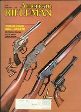 1979 American Rifleman Magazine: NRA Update/Smith & Wesson .44-40 Double Action