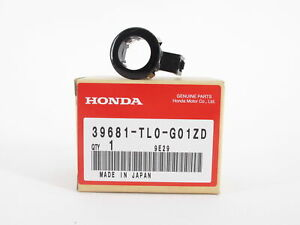 Genuine OEM Honda Acura 39681-TL0-G01ZD Front Park Sensor Retainer *NH731P*