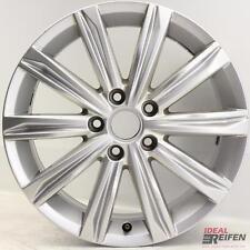 Originale VW Touran 5t 17 Pollici Cerchi Alluminio Stoccolma 6,5x17 ET52