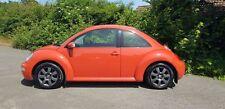 Volkswagen Beetle vw beetle 2.0 petrol 2004
