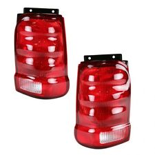 2001 2002 2003 FORD EXPLORER SPORT TAIL LAMP LIGHT PAIR RIGHT AND LEFT SET