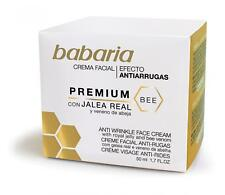 Babaria Anti Wrinkle Face Cream Bee Venom 50ml