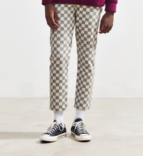 Urban Outfitters BDG Checkerboard Dad Jeans Size 31