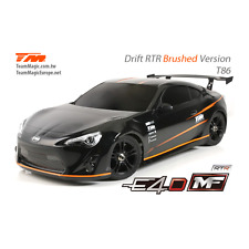 Team Magic – 1/10 Scale E4D MF Toyota GT86 Brushed Electric Drift Car