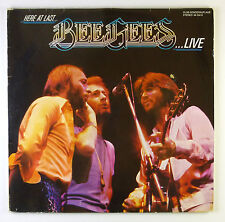 "2 x 12"" LP - Bee Gees - Here At Last - Live - B4727 - washed & cleaned"